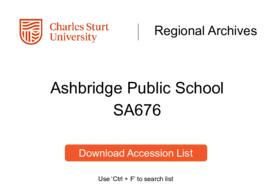 Ashbridge Public School