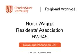 North Wagga Residents' Association