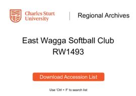 East Wagga Softball Club