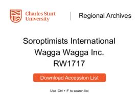 Soroptimists International Wagga Wagga Inc.