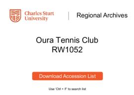 Oura Tennis Club