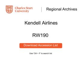 Kendell Airlines